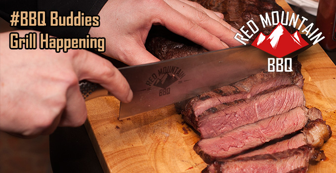 Redmountain BBQ BBQBuddies Header